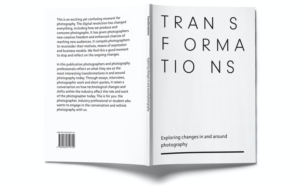 Available now: Transformations Book
